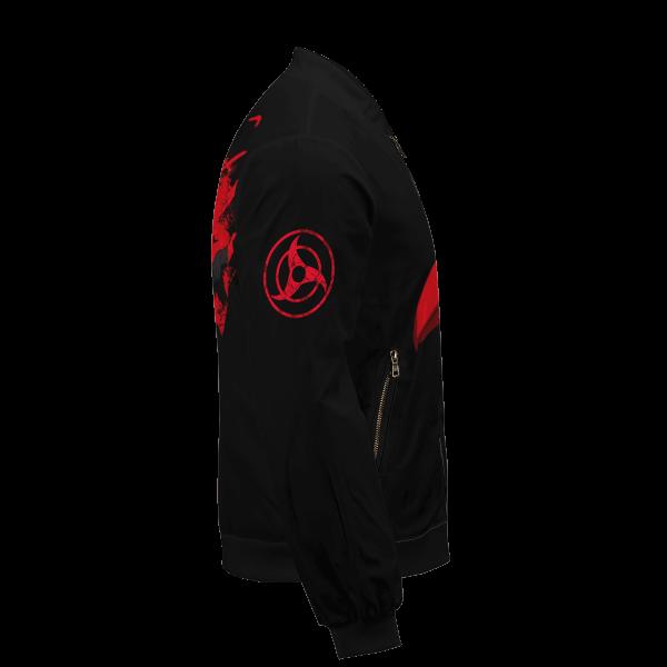 itachi summoning crow bomber jacket 689942 - Anime Jacket