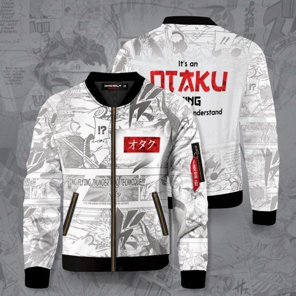 its an otaku thing bomber jacket 614688 - Anime Jacket