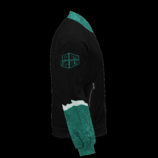 izuku midoriya bomber jacket 164538 - Anime Jacket