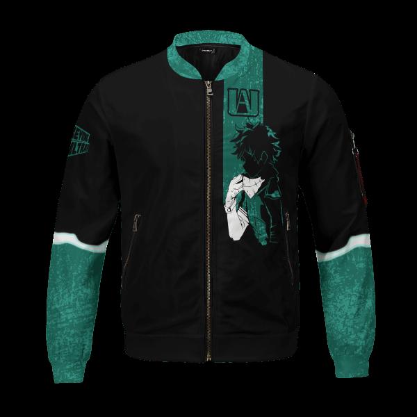 izuku midoriya bomber jacket 201048 - Anime Jacket
