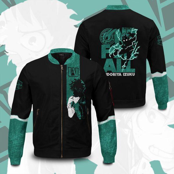 izuku midoriya bomber jacket 278002 - Anime Jacket