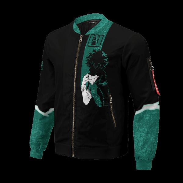 izuku midoriya bomber jacket 314137 - Anime Jacket