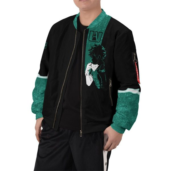 izuku midoriya bomber jacket 320646 - Anime Jacket