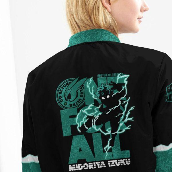 izuku midoriya bomber jacket 460323 - Anime Jacket