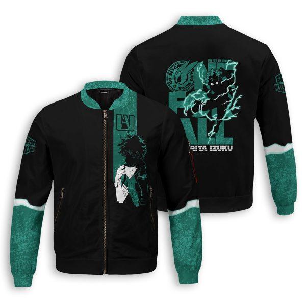 izuku midoriya bomber jacket 465132 - Anime Jacket