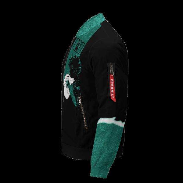 izuku midoriya bomber jacket 497613 - Anime Jacket