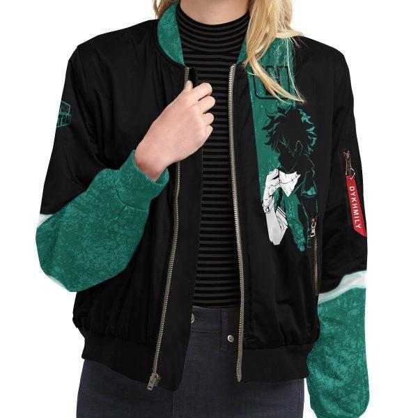 izuku midoriya bomber jacket 502875 - Anime Jacket
