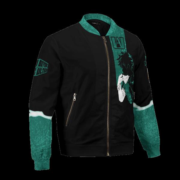 izuku midoriya bomber jacket 725991 - Anime Jacket