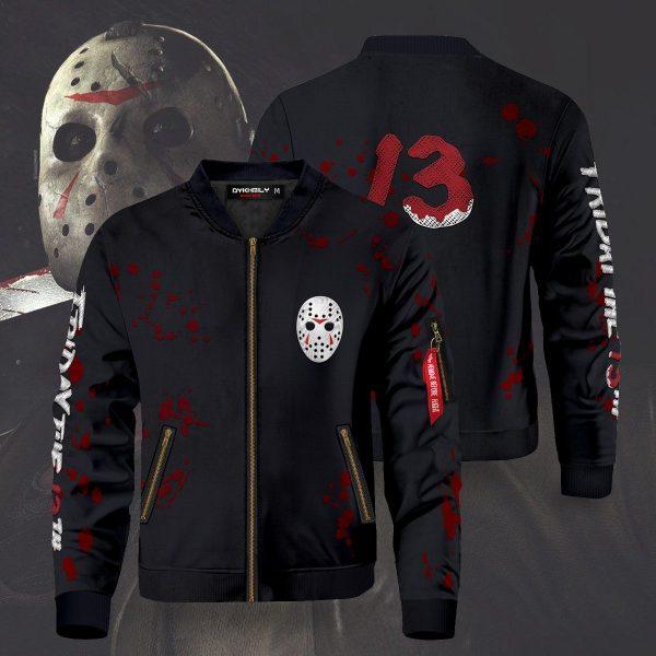 jason bomber jacket 343478 - Anime Jacket