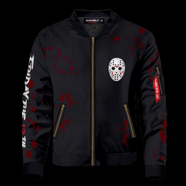 jason bomber jacket 870812 - Anime Jacket