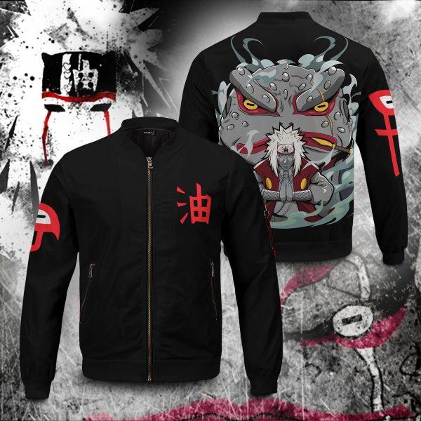 jiraiya toad sage bomber jacket 140757 - Anime Jacket