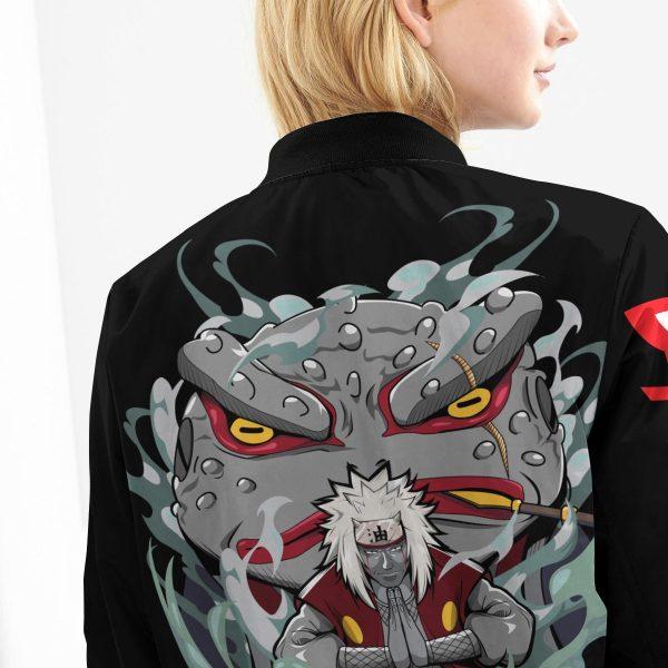 jiraiya toad sage bomber jacket 455980 - Anime Jacket