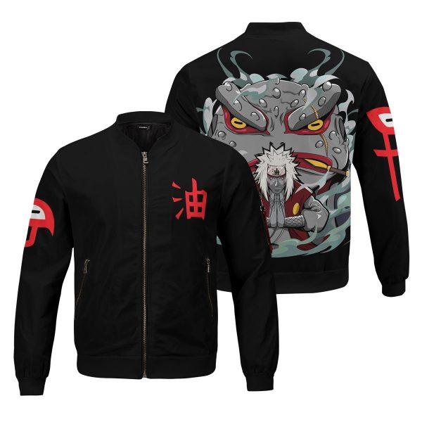 jiraiya toad sage bomber jacket 551365 - Anime Jacket