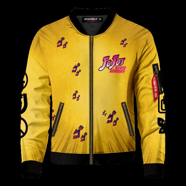 jojos bizarre adventure bomber jacket 709976 - Anime Jacket