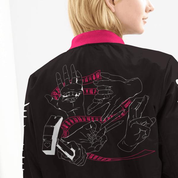 jujutsu kaisen bomber jacket 287140 - Anime Jacket