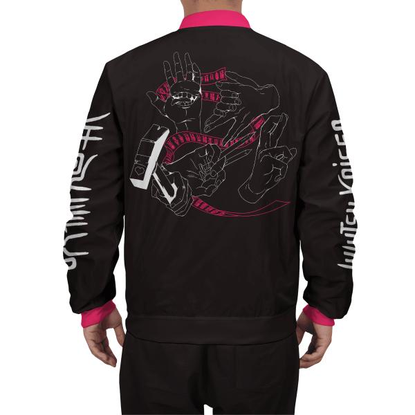 jujutsu kaisen bomber jacket 322648 - Anime Jacket