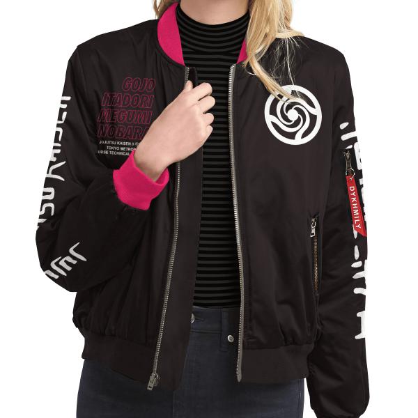 jujutsu kaisen bomber jacket 421753 - Anime Jacket