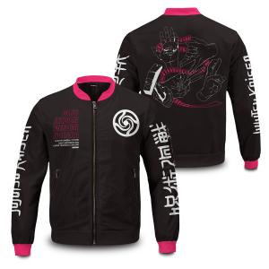 jujutsu kaisen bomber jacket 685509 - Anime Jacket