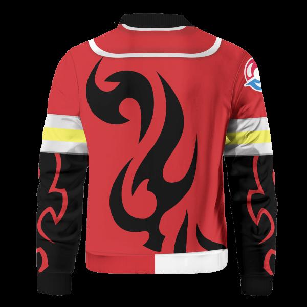 kabu motostoke gym bomber jacket 752399 - Anime Jacket