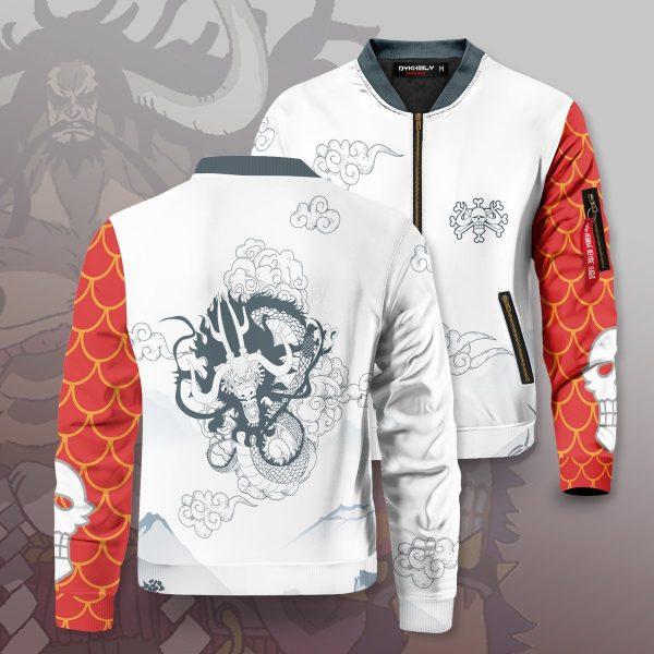kaido of the beasts bomber jacket 161433 - Anime Jacket