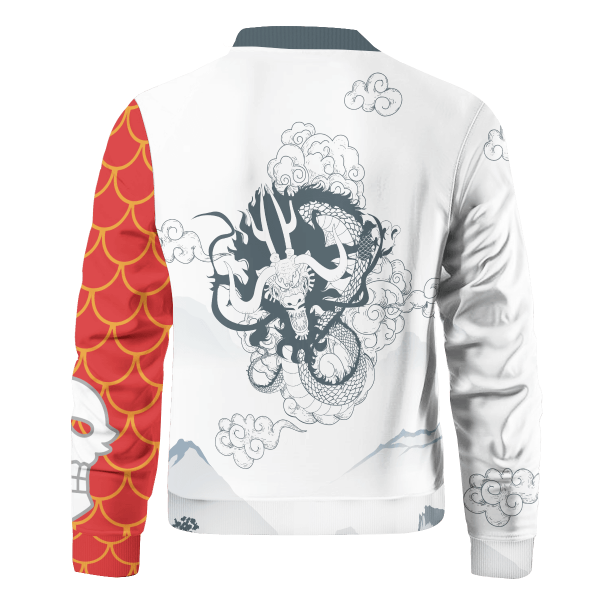 kaido of the beasts bomber jacket 984518 - Anime Jacket