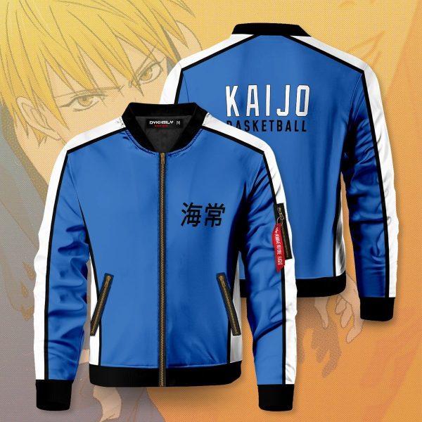 kaijo bomber jacket 495621 - Anime Jacket