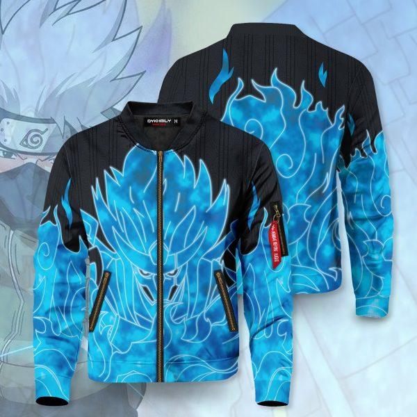 kakashi susanoo bomber jacket 356920 - Anime Jacket