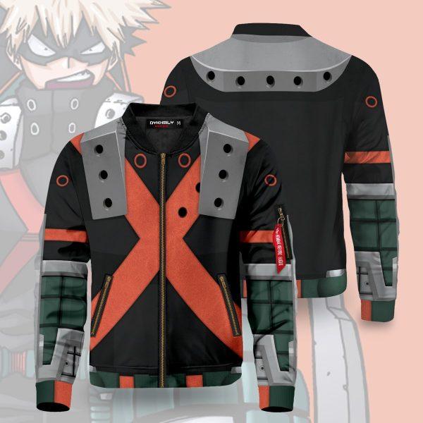 katsuki bakugo bomber jacket 494560 - Anime Jacket