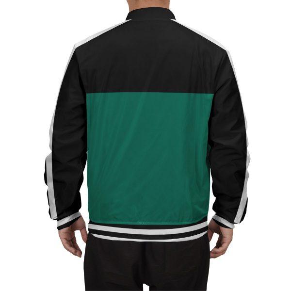 kazuma sato bomber jacket 101383 - Anime Jacket