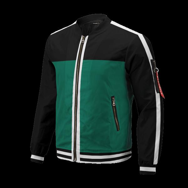 kazuma sato bomber jacket 122664 - Anime Jacket