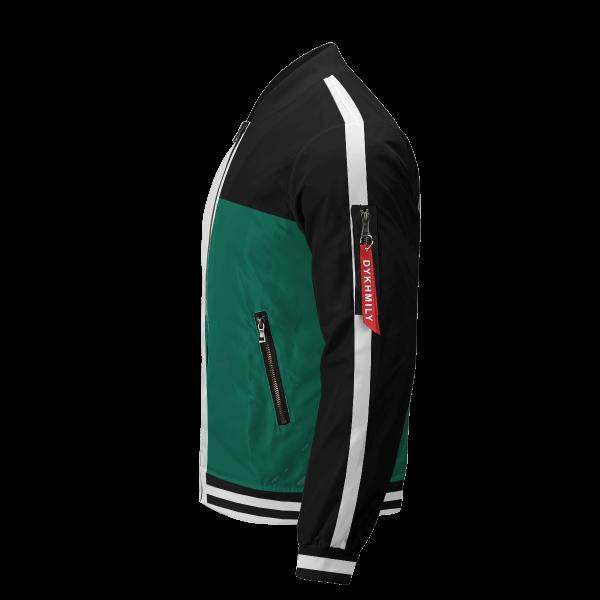 kazuma sato bomber jacket 202533 - Anime Jacket