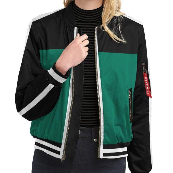 kazuma sato bomber jacket 366134 - Anime Jacket