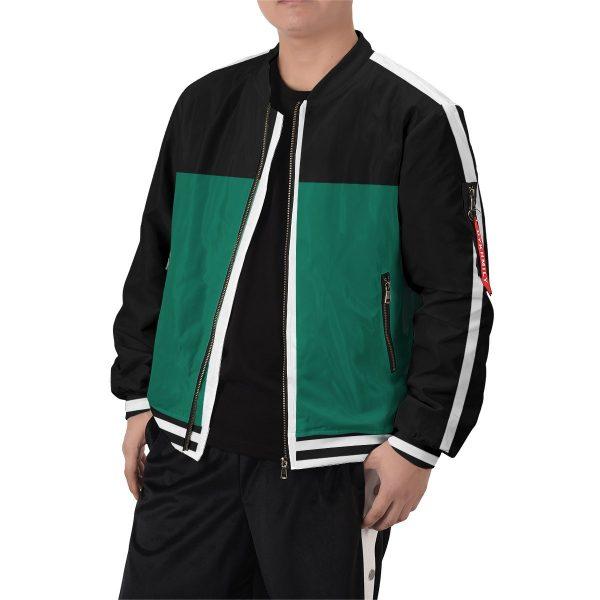 kazuma sato bomber jacket 431833 - Anime Jacket