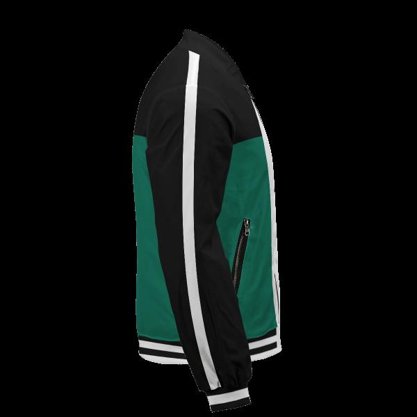 kazuma sato bomber jacket 693080 - Anime Jacket