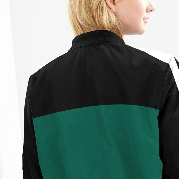 kazuma sato bomber jacket 894226 - Anime Jacket