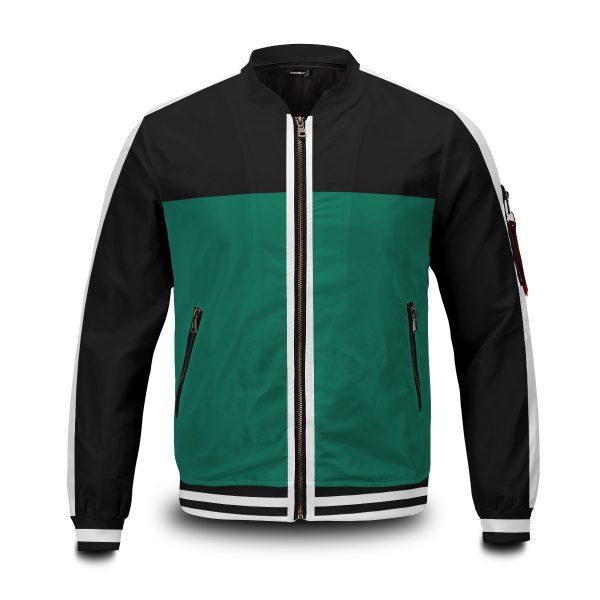 kazuma sato bomber jacket 933975 - Anime Jacket