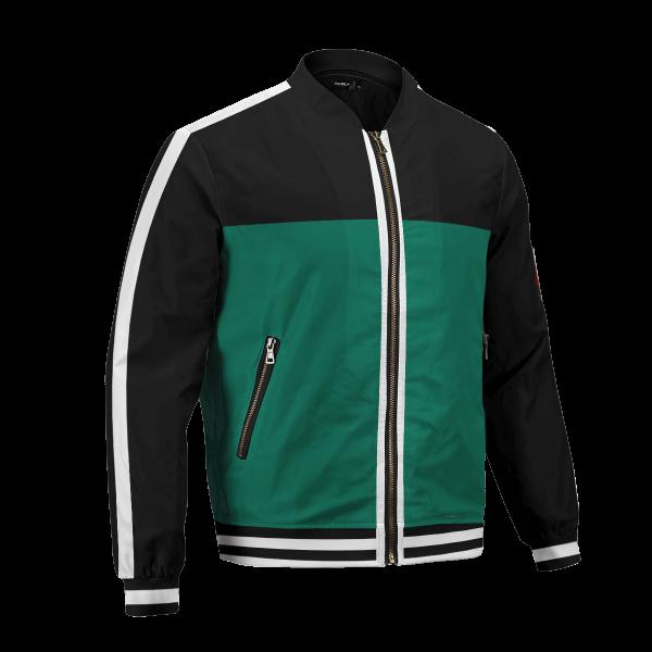 kazuma sato bomber jacket 934949 - Anime Jacket