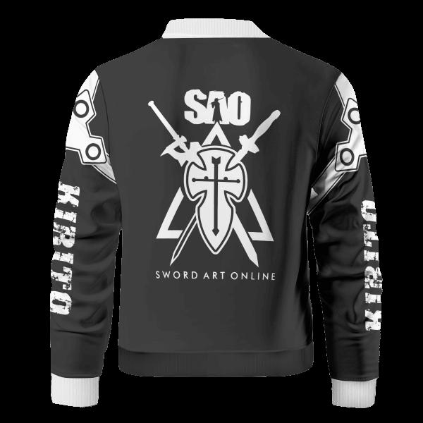 kazuto kirigaya bomber jacket 397014 - Anime Jacket