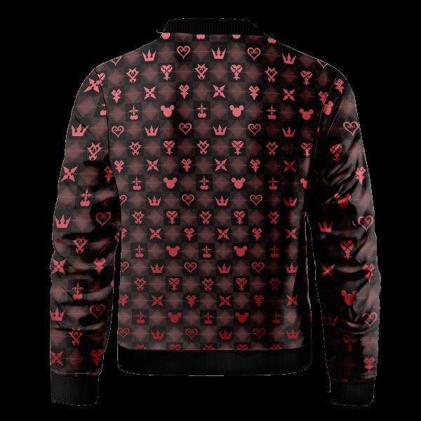 khearts pattern bomber jacket 625992 - Anime Jacket