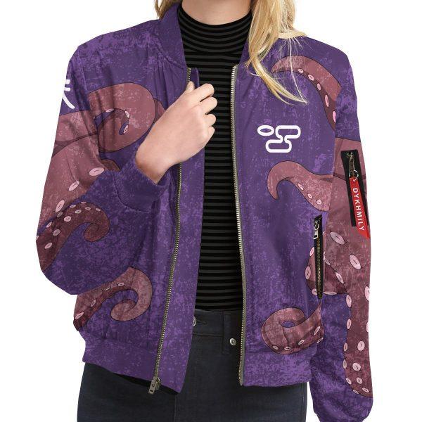 killer bee gyuki bomber jacket 192436 - Anime Jacket