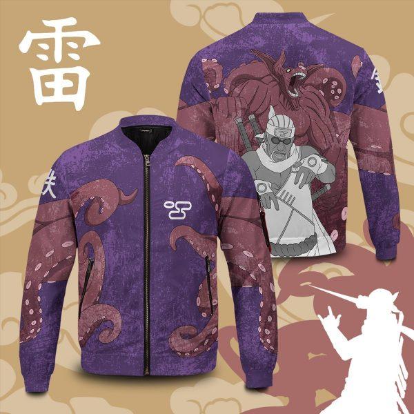 killer bee gyuki bomber jacket 350778 - Anime Jacket