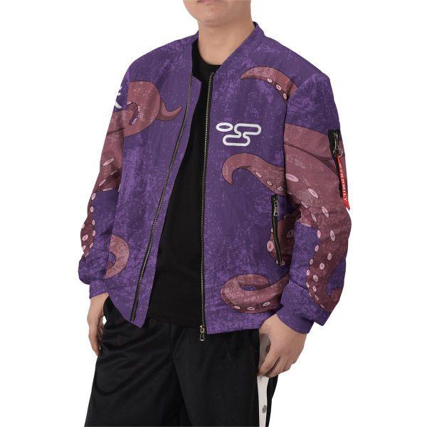killer bee gyuki bomber jacket 628002 - Anime Jacket