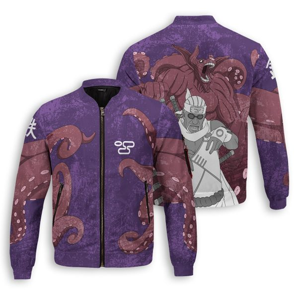 killer bee gyuki bomber jacket 978975 - Anime Jacket