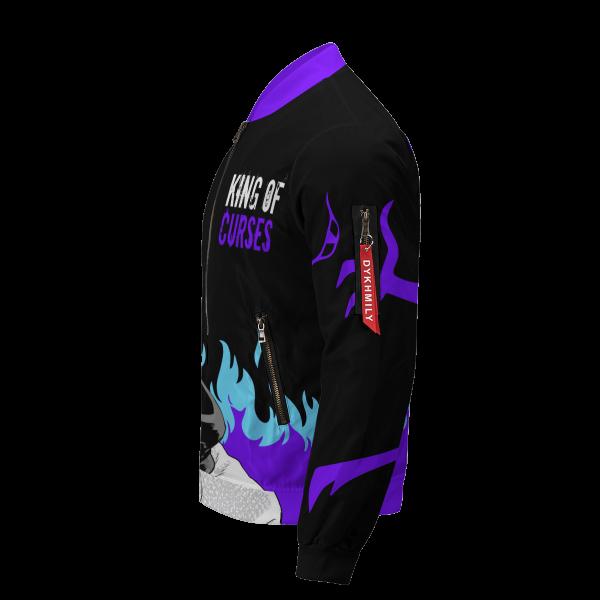 king of curses bomber jacket 139144 - Anime Jacket