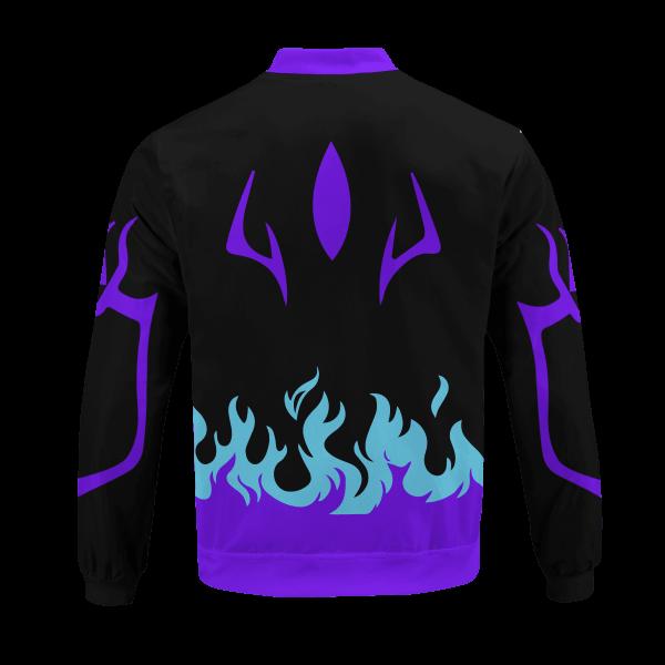 king of curses bomber jacket 268165 - Anime Jacket