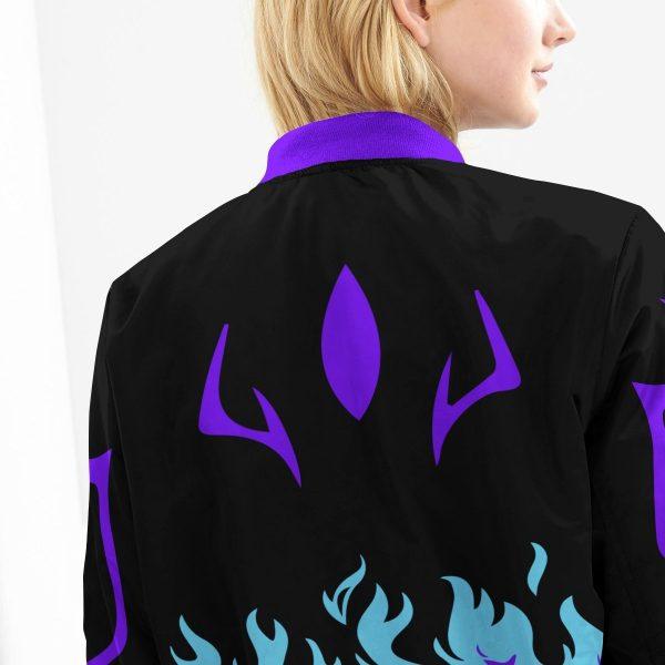 king of curses bomber jacket 555930 - Anime Jacket