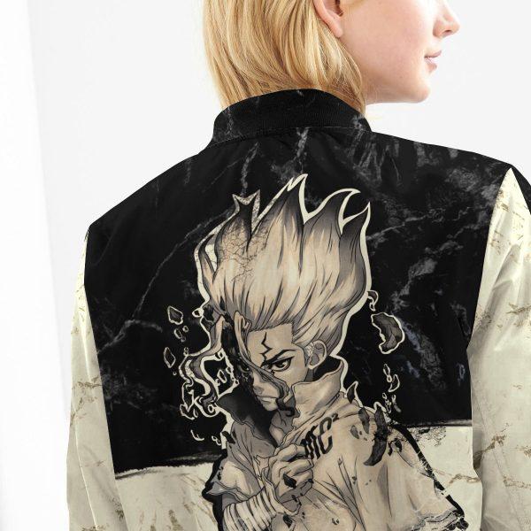 kingdom of science bomber jacket 122185 - Anime Jacket