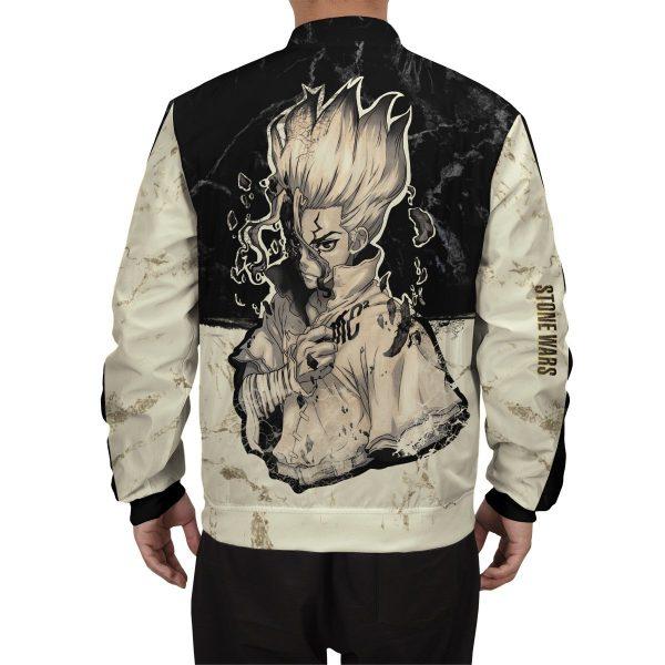 kingdom of science bomber jacket 222561 - Anime Jacket