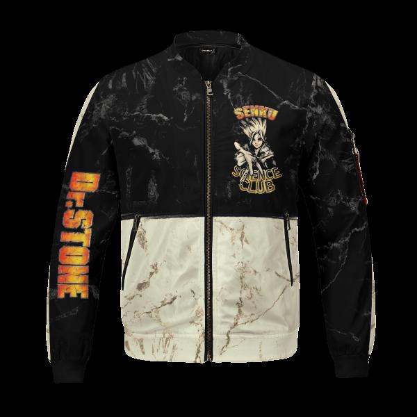 kingdom of science bomber jacket 341550 - Anime Jacket