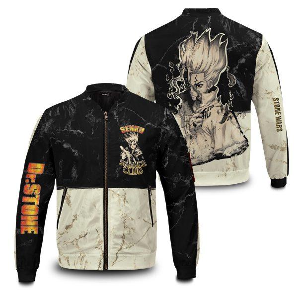 kingdom of science bomber jacket 641136 - Anime Jacket